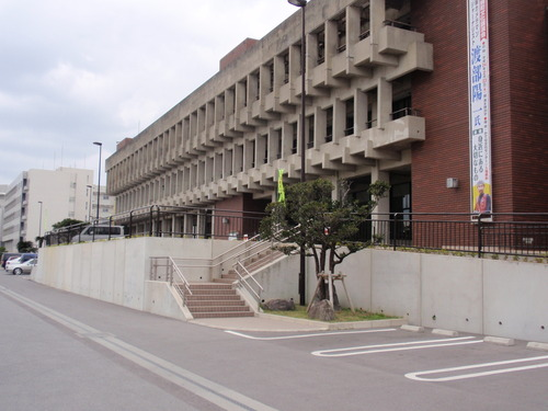 行政センター前公共駐車場整備工事